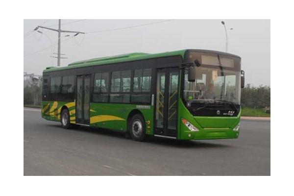 中通LCK6127PHEVG插电式公交车(柴油/电混动国五10-54座)
