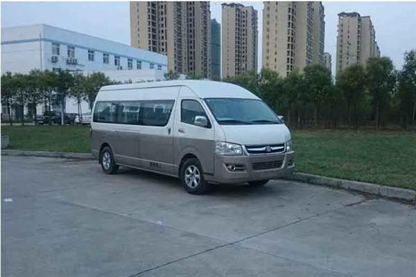 银隆GTQ6605BEV1客车