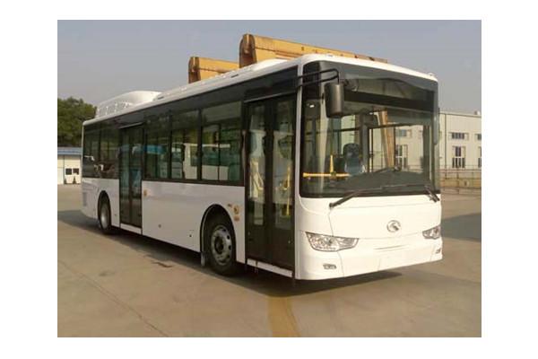 金龙XMQ6106AGBEVL5公交车(纯电动10-40座)