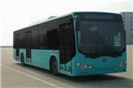 比亚迪CK6120LGEV公交车(纯电动17-27座)