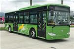 金龙XMQ6106AGBEVL8公交车(纯电动10-40座)