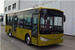 安凯HFF6850G03CHEV2插电式公交车(天然气/电混动国五10-28座)