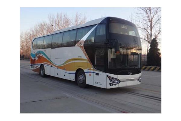 金龙XMQ6119FYD5C1客车(柴油国五24-57座)