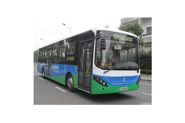 申沃SWB6128BEV01公交车(纯电动28-46座)