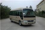 九龙HKL6602BEV客车(纯电动10-18座)