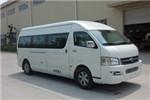 九龙HKL6600BEV6客车(纯电动10-18座)