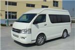 九龙HKL6541E4客车(汽油国四6-9座)