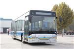 豪沃JK6129GHEVN52插电式公交车(天然气/电混动国五10-48座)
