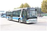 豪沃JK6129GHEVN5公交车(天然气/电混动国五10-48座)