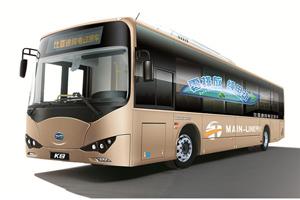 比亚迪BYD6100LGEV6公交车(纯电动20-39座)