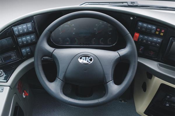安凯HFF6121K09D1E51客车(柴油国五24-59座)驾驶室图