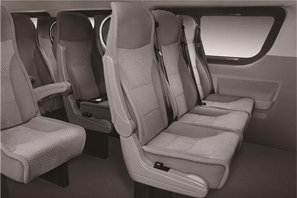 南京金龙NJL6601BEV客车(纯电动10-18座)
