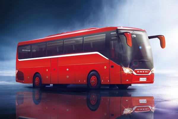 安凯HFF6120A12客车(柴油国五24-59座)