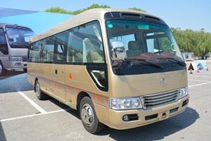 金旅XML6700J38Q客车(汽油国四10-23座)