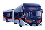 宇通ZK6180BEVG1铰接公交车(纯电动10-49座)