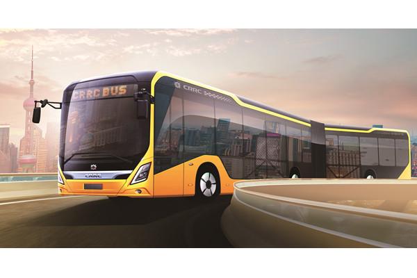 中车电动TEG6180BEV01公交车(纯电动33-62座)