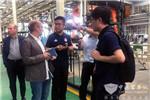 法国无人驾驶先驱Easymile与Ligier公司调研南京金龙