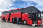 海外市场迈向高端,中通豪华城际客车出口俄罗斯