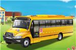安凯HFF6541KQY4幼儿专用校车(汽油国四10-19座)