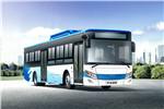开沃NJL6100EVG公交车(纯电动19-37座)
