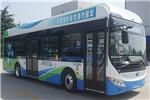 宇通ZK6105FCEVG2公交车(燃料电池19-40座)