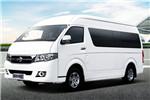 海格KLQ6540QE5B客车(汽油国五10-14座)