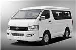 九龙HKL6480QEB轻型客车(汽油国五10-12座)