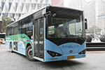 比亚迪BYD6100LGEV10公交车(纯电动17-39座)