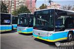 北京市87、89线路运营的61辆公交车更换为福田欧辉新能源客