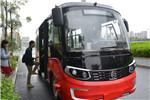 厦门金旅打造5G无人驾驶微循环车 开启网约公交新模式