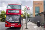 纯电动双层大巴销量破百!比亚迪加速推动英国公共交通电动
