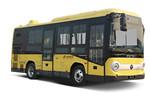 福田欧辉BJ6680SHEVCA-1插电式公交车(LNG/电混动国五10-15座)