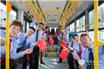 江苏省:南通公交顺利完成国庆假期客运保障工作