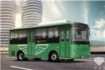 """上饶6米纯电公交车 记穿梭在城市间的""""绿野精灵"""""""