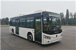 福田欧辉BJ6851EVCA-18公交车(纯电动16-26座)