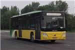 福田欧辉BJ6123CHEVCA-9插电式公交车(天然气/电混动国六21-41座)