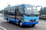 东风超龙EQ6708LTV客车(柴油国五24-29座)