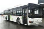 海格KLQ6129GAHEVC6N插电式公交车(NG/电混动国六24-42座)