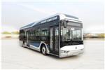 亚星JS6128GHFCEV公交车(燃料电池21-46座)