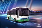 亚星JS6600GHBEV2公交车(纯电动10-17座)