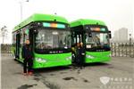 """""""氢""""新出行! 安徽首条氢燃料公交示范线初体验"""