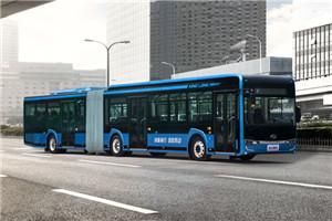 金龙BRT公交车