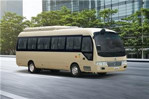 金龙龙悦公交车