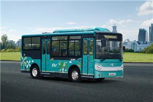 金龙微循环公交车