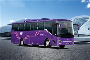 金龙XMQ6112客车