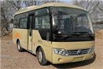 宇通ZK6609DG53公交车(柴油国五10-19座)