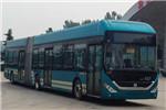 中通LCK6180EVGDA1铰接低地板公交车(纯电动32-54座)