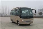 中通LCK6601D6H客车(柴油国六10-19座)