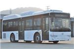 金龙XMQ6106AGCHEVN61插电式公交车(天然气/电混动国六19-40座)