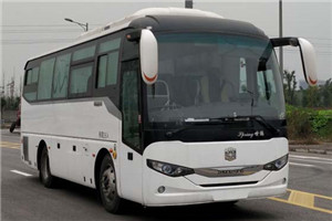 中通LCK6826H5A1客车(柴油国五24-36座)